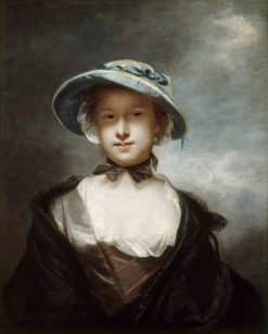 Catherine Moore | Sir Joshua Reynolds | Oil Painting