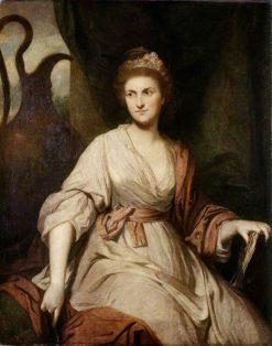 Lady Diana Beauclerk | Sir Joshua Reynolds | Oil Painting