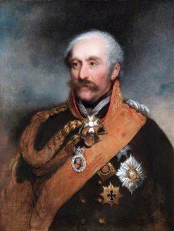 Field Marshal Prince von Blucher | George Dawe | Oil Painting