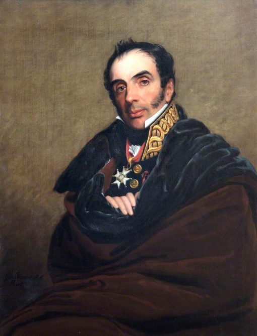 General Miguel Ricardo de Alava | George Dawe | Oil Painting