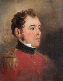 General Sir James Shaw Kennedy (1788-1865)