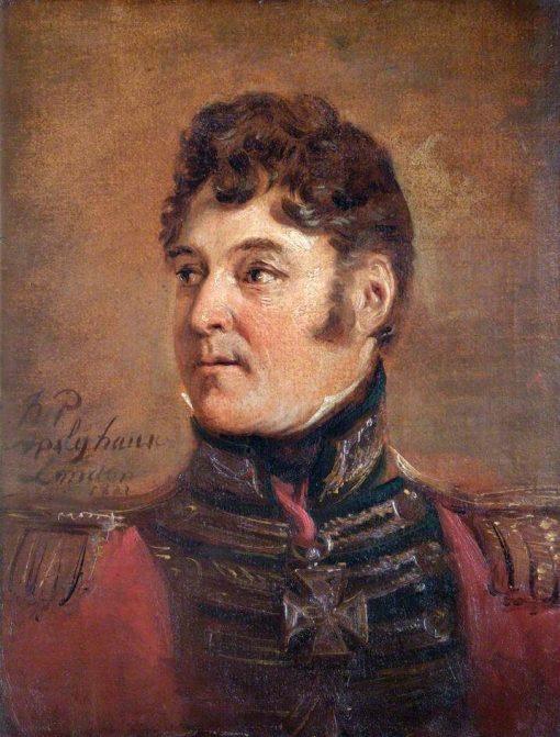 General Sir Colin Halkett (1774-1856)