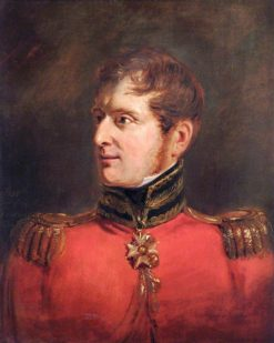 Field Marshal Lord Fitzroy James Henry Somerset (1788-1855)