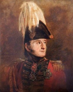 General Lord Edward Somerset (1776-1842)