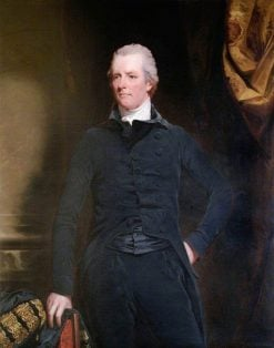 William Pitt (1759-1806) | John Hoppner | Oil Painting