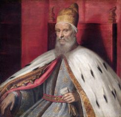 Doge Marcantonio Memmo (1536-1615) | Leandro Bassano | Oil Painting