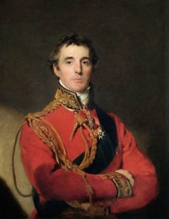 Arthur Wellesley (1769-1852) | Thomas Lawrence | Oil Painting