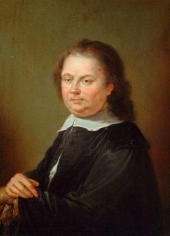 Portrait of an Unknown Man | Willem van Mieris | Oil Painting
