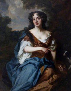Mary Ashe (1653-1685)