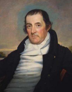 John Peter DeLancey (1754-1828) | John Wesley Jarvis | Oil Painting