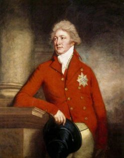 George IV (1762-1830) as Prince of Wales | John Hoppner | Oil Painting