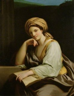 A Sibyl | Benjamin West | Oil Painting