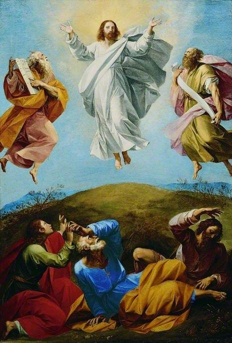 The Transfiguration Painting | Giuseppe Cesari Oil Paintings