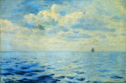 Calm Sea | Henry Moore | Oil Painting