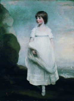Anna Isabella Milbanke (later Lady Byron) | John Hoppner | Oil Painting