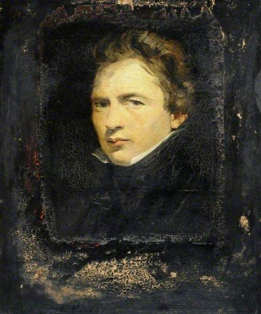 Self Portrait   John Jackson   Oil Painting
