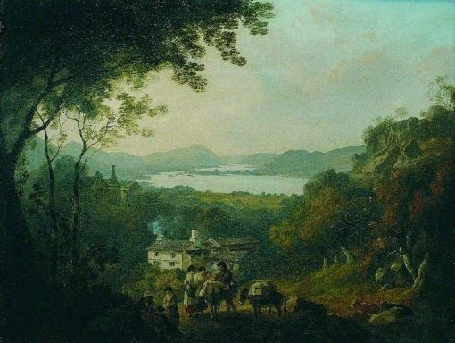 Windemere from Troutbeck