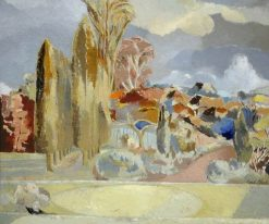 Michaelmas Landscape | Paul Nash | Oil Painting