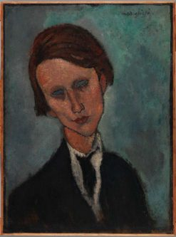 Pierre-Edouard Baranowski | Amedeo Modigliani | Oil Painting