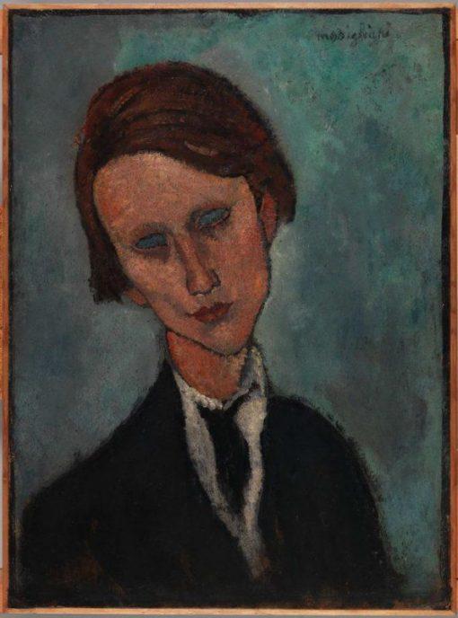 Pierre-Edouard Baranowski | Amedeo Modigliani | Oil Painting