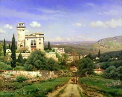 In Andalucia | Henry Pember Smith | Oil Painting