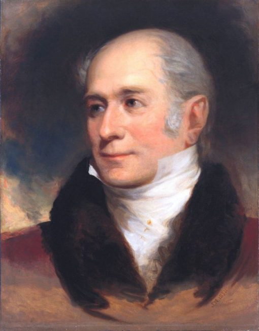 William Helmuth(also known as or John Henry Helmuth)   John Neagle   Oil Painting