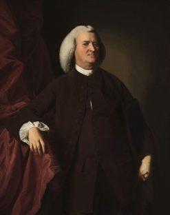 Joshua Henshaw (1703-1777) | John Singleton Copley | Oil Painting