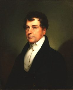 William Pinkney (1764-1822) | Rembrandt Peale | Oil Painting