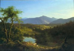 View Near the Village of Catskill | Thomas Cole | Oil Painting