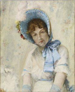 Harriet Hubbard Ayer   William Merritt Chase   Oil Painting