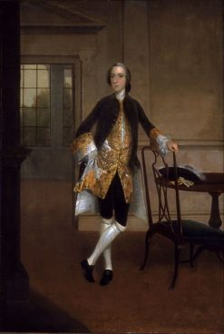 Earl of Tyrconnel | Arthur Devis | Oil Painting