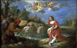 Latona and the Frogs | David Teniers II | Oil Painting