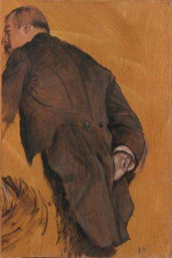 The Impresario | Edgar Degas | Oil Painting