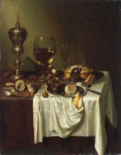 Still Life | Gerrit Willemsz Heda | Oil Painting