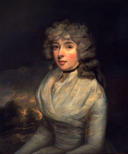 Mrs Hunter | John Hoppner | Oil Painting