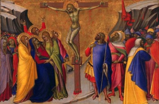 The Crucifixion | Luca di TommE | Oil Painting