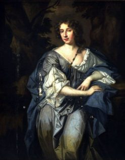 Miss Constance Weston | Peter Lely | Oil Painting