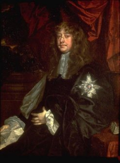 The Earl of Arlington | Peter Lely | Oil Painting