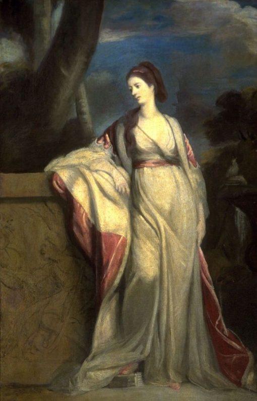 Duchess of Argyll and Hamilton | Sir Joshua Reynolds | Oil Painting