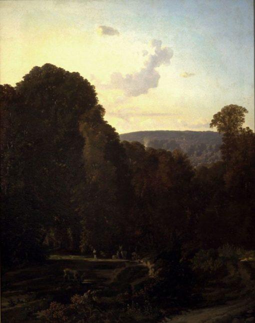 Le Fôret | ThEodore Rousseau | Oil Painting