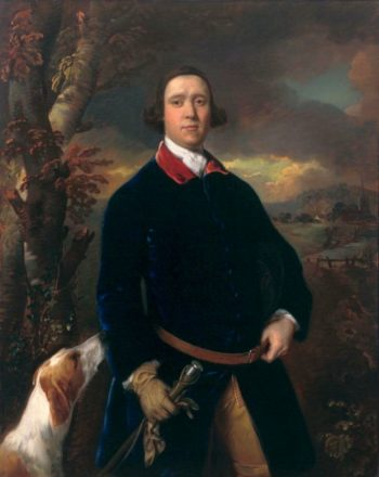 Samuel Kilderbee of Ipswich | Thomas Gainsborough | Oil Painting