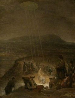 Baptism of Christ | Aert de Gelder | Oil Painting