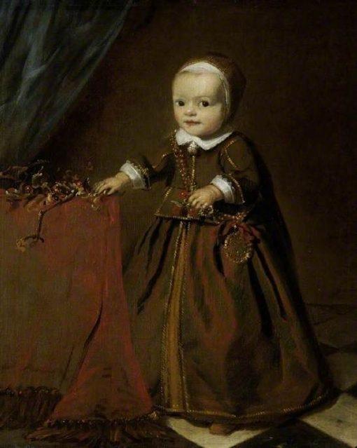 Portrait of a Child | Aert de Gelder | Oil Painting