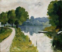 River Scene | Albert Marquet | Oil Painting