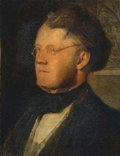 Leonard W Collmann | Alfred George Stevens | Oil Painting
