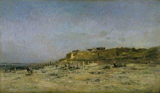 Beach at Villerville