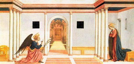 Annunciation | Domenico Veneziano | Oil Painting