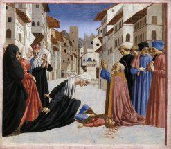 The Miracle of Saint Zenobius | Domenico Veneziano | Oil Painting