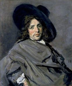 Portrait of an Unknown Man | Frans Hals | Oil Painting