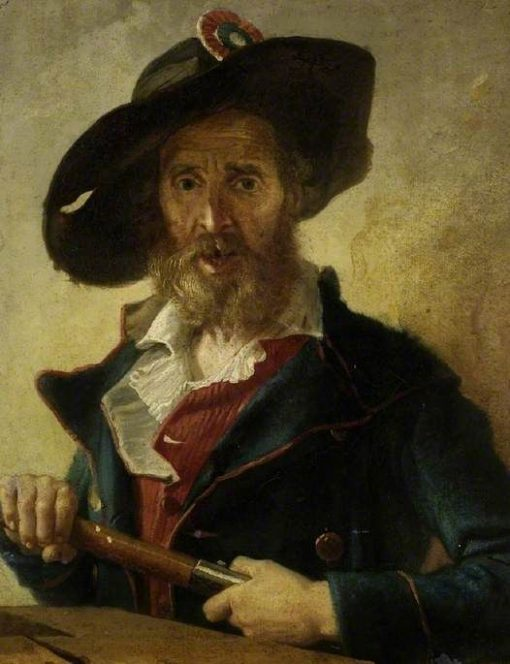 A French Revolutionary | French School th Century   Unknown | Oil Painting